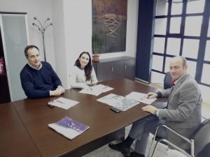 El APA expone la propuesta de Plan de Movilidad a los técnicos del Ayuntamiento de Alicante