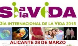 Día Internacional de la vida 2015