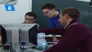 La robótica llega a las aulas del colegio.