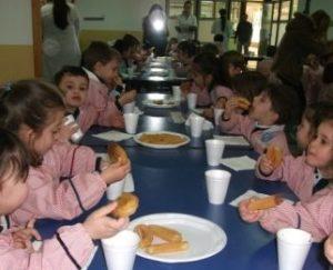 Abierto el plazo para la solicitud de ayuda al comedor para el curso escolar 2015- 2016