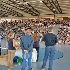 El Colegio acogió la Copa CONCAPA con más de 1000 asistentes