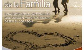 """Inscríbete a la formación para parejas que quieren mirar su familia desde el corazón: """"El Reloj de la familia"""""""