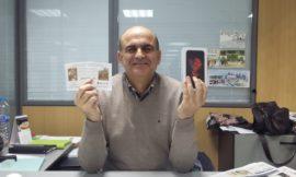 Entregado el Iphone6 del sorteo de apoyo a la organización de la Semana Santa