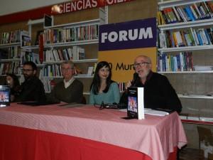 """Presentación del libro """"Las flores vivientes de Ghundi"""" por D.Pedro Fernández"""
