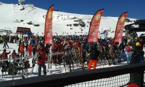 Más de 60 participantes en el I Viaje a Sierra Nevada y La Alhambra del APA
