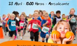 Cross para niños en Mercalicante el sábado 23 de abril