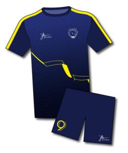 Ya disponibles las nuevas equipaciones deportivas para el fútbol benjamín, baloncesto, balonmano y voleibol