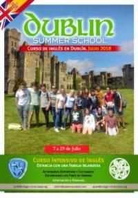 Viaje a Irlanda del 7 al 29 de Julio de 2018