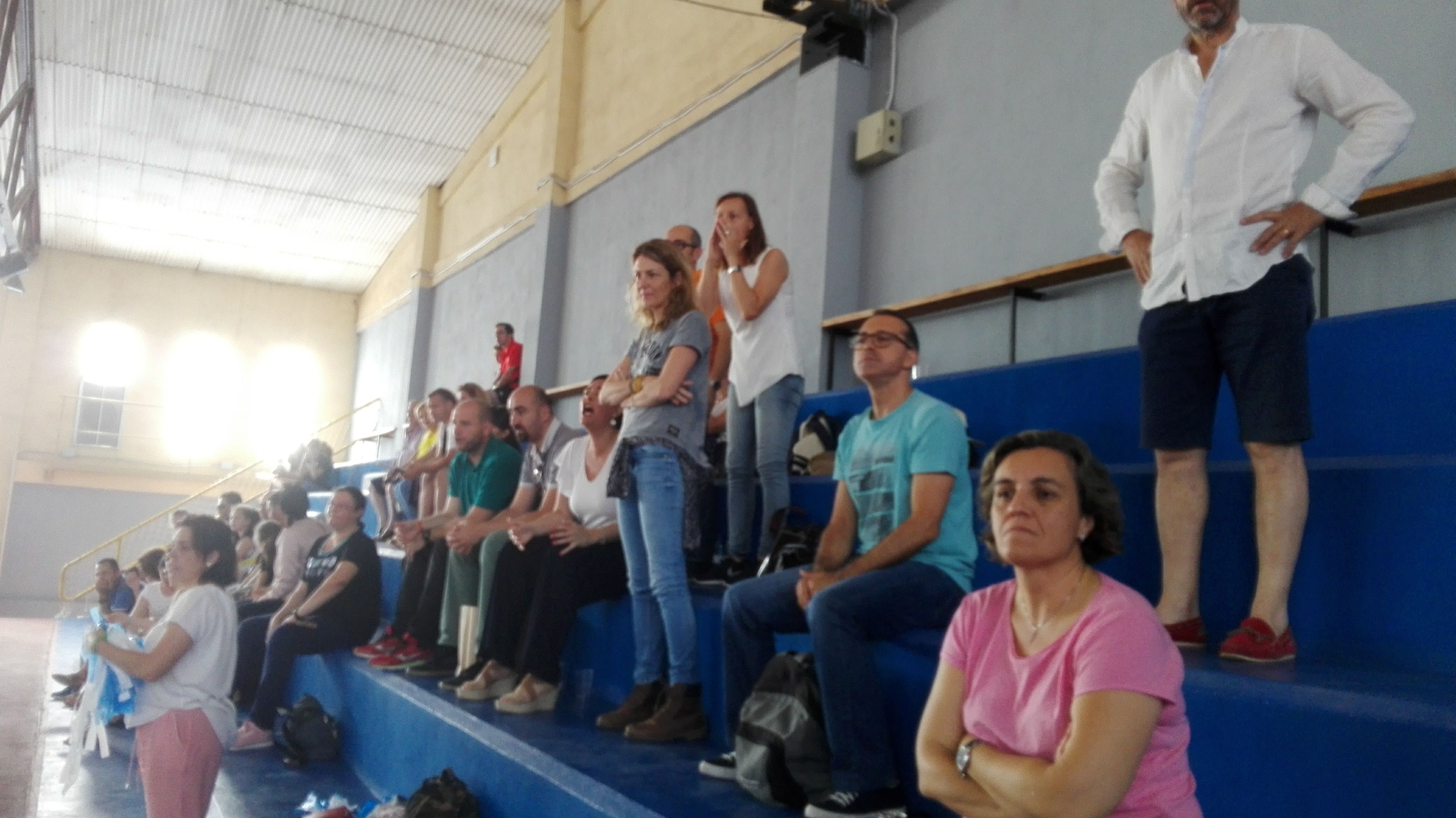 El colegio participó en el Pequebasket de L'Alcora con su equipo benjamín