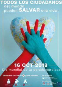 16 de octubre, día de la recuperación cardiaca asistida