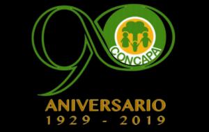 Acto inaugural del 90 aniversario de CONCAPA