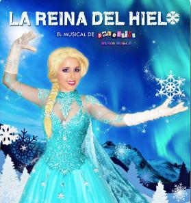 Acude al musical de Frozen a beneficio de la Asociación APNEA