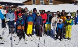 Viaje familiar a la nieve 2020