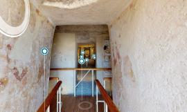 Visita el interior de las pirámides de Egipto desde casa