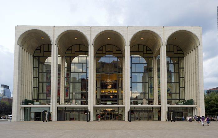 La Ópera Metropolitana de Nueva York, ofrece espectáculos en streaming gratuitos